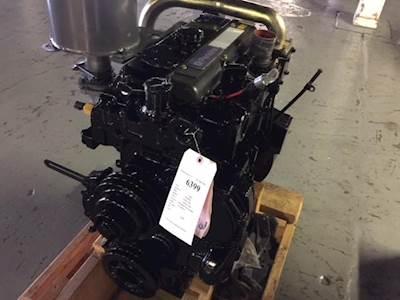 Perkins 1104C-E44T Engine