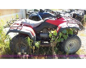 2003 Honda TRX350TM ATV