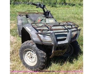 2005 Honda TRX350TM5 ATV