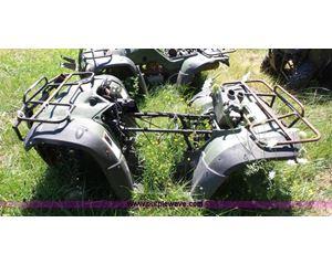 2006 Honda TRX350TM6 ATV