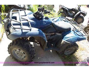 2007 Honda TRX420TM7 ATV