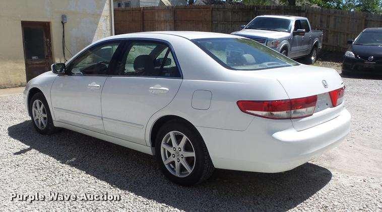 2003 Honda Accord For Sale 220 867 Miles