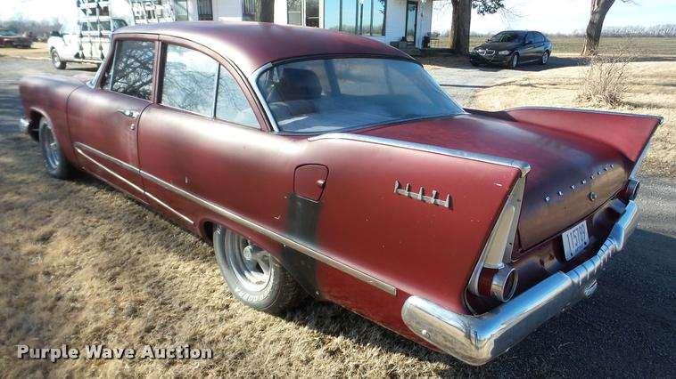 1958 plymouth plaza for sale 25 380 miles valley center for Manhattan motors manhattan ks