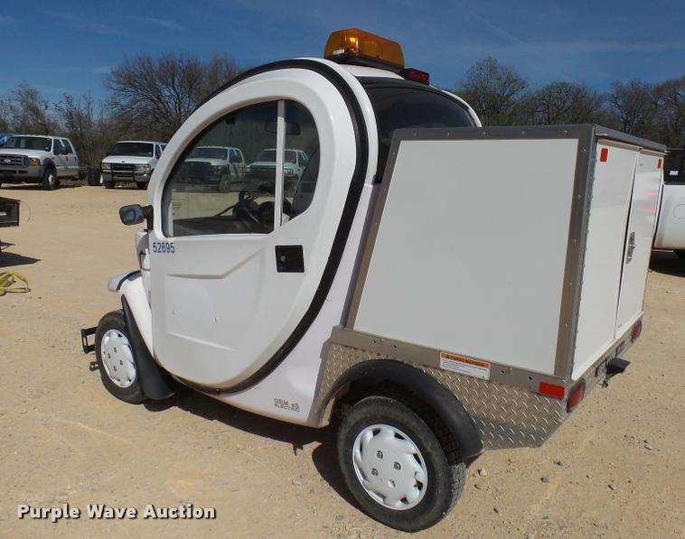 2015 polaris gem electric car for sale austin tx db2462. Black Bedroom Furniture Sets. Home Design Ideas