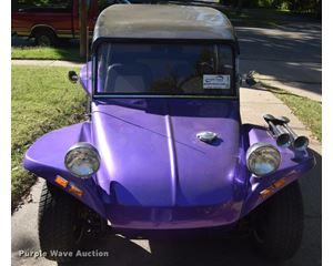 1969 Volkswagen buggy