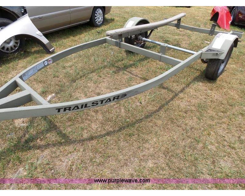 2010 2010 trailstar boat trailer for sale manhattan ks for Manhattan motors manhattan ks