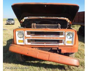 1970 Chevrolet C50 cab and chassis