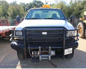 2004 Ford F550 truck cab and chassis