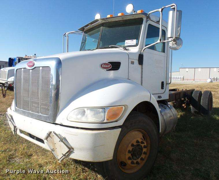 Peterbilt 335 Cab Chassis Trucks For Sale Used Trucks On