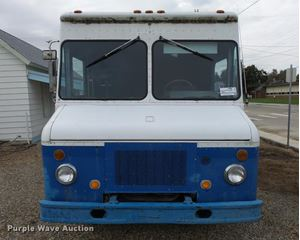 1971 Ford delivery truck