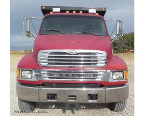 2007 Sterling Acterra dump truck