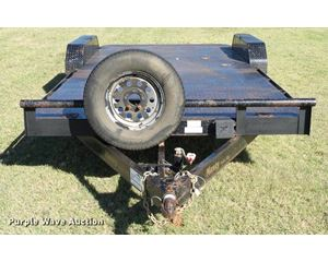 2006 Maxey equipment trailer