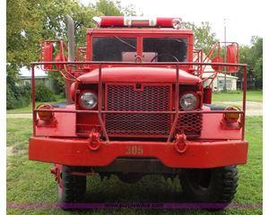 1968 Jeep fire truck