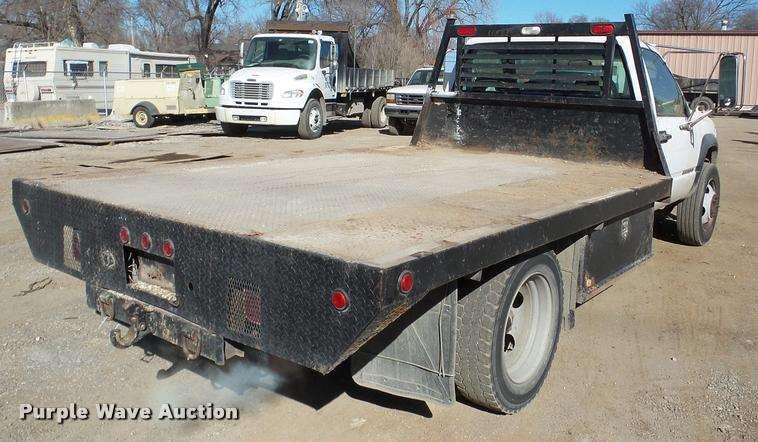 2000 chevrolet 3500hd flatbed pickup truck for sale 195 599 miles kansas city ks da7358. Black Bedroom Furniture Sets. Home Design Ideas