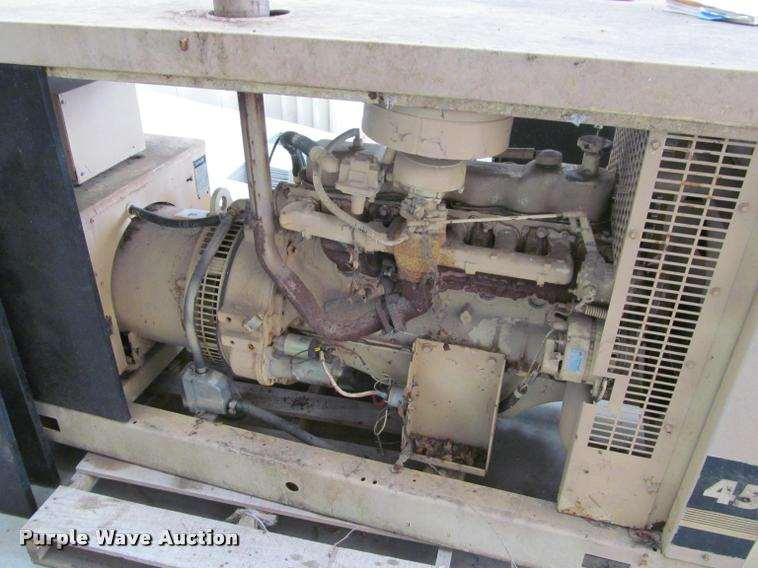 Kohler Power Systems 45 Generator For Sale  732 Hours