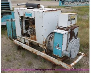 Magnaplus 361PSL1600 generator