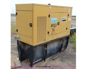 2001 Olympian D60P2 generator