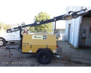 Warren Power Systems WCW64MH light plant