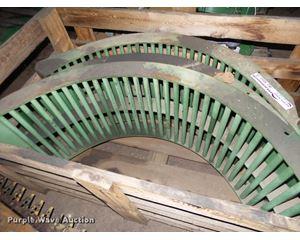Set of John Deere 70 series concaves