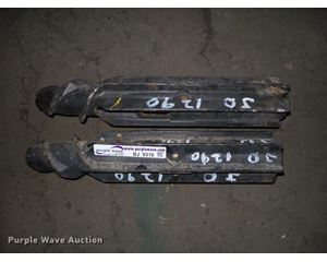 Row set of John Deere 1290 corn head rollers