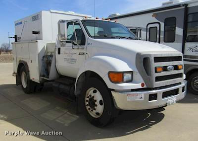 2004 ford f650 super duty service truck for sale 259099 miles 2004 ford f650 super duty service truck sciox Gallery