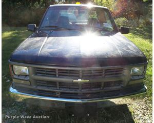 1998 Chevrolet 2500 Ext. Cab pickup truck