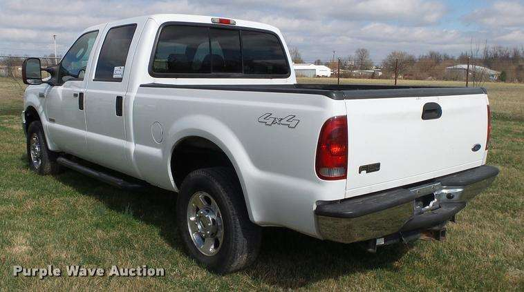 2006 ford f250 super duty crew cab pickup truck for sale. Black Bedroom Furniture Sets. Home Design Ideas