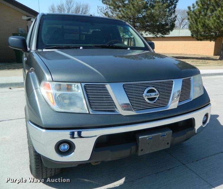 1992 Nissan King Cab Transmission: 2007 Nissan Frontier King Cab Pickup Truck For Sale