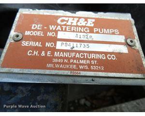CLT&E 4151P pump