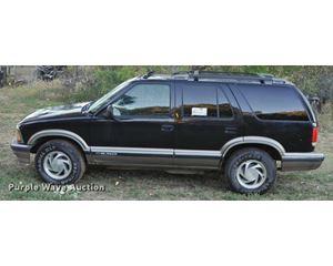 1997 Chevrolet Blazer SUV