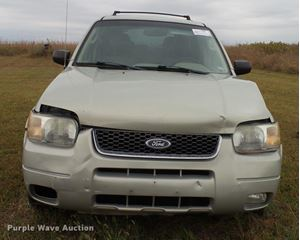 2003 Ford Escape Limited SUV