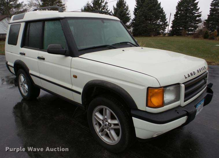 2002 land rover discovery series ii suv for sale 166 268 miles wheatland ia. Black Bedroom Furniture Sets. Home Design Ideas