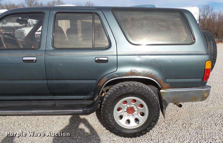 1990 toyota 4runner sr5 suv for sale 188 350 miles for 1990 toyota 4runner rear window motor