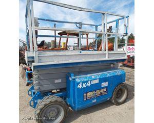 2002 Genie GS-3268 scissor lift