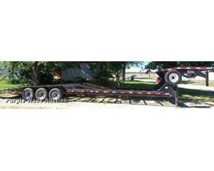 2012 Fabrique Par car trailer