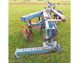 Ford 151 four bottom plow