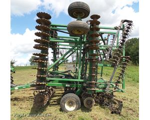2010 Great Plains 4000TT vertical tillage