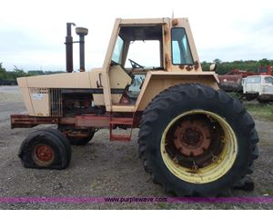 1972 Case 1370 tractor