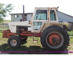1988 Case 1570 tractor