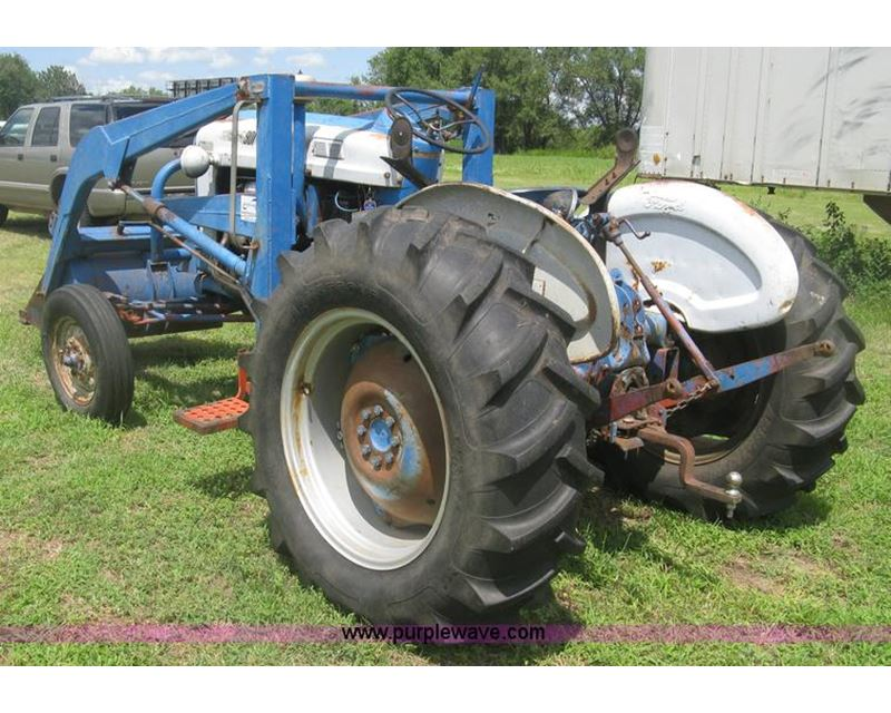 Ford 901 Powermaster Tractor : Ford powermaster tractor for sale manhattan ks