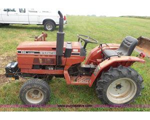 International 234 tractor
