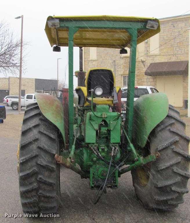 1965 John Deere 4010 tractor For Sale, 6,049 Hours ...