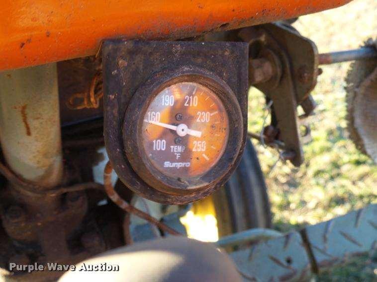 Yanmar Tractor manual 1700