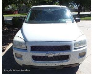 2006 Chevrolet Uplander van