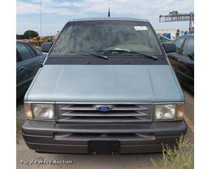 1996 Ford Aerostar XLT van
