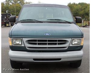 1997 Ford Club Wagon van