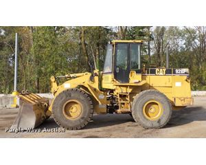 1994 Caterpillar 928F wheel loader