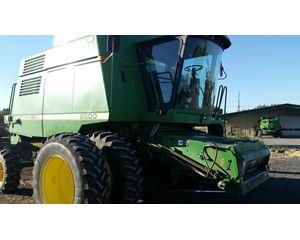 John Deere 9500 Combine Harvester