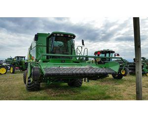John Deere 9650 STS Combine Harvester