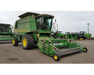 John Deere 9660 STS Combine Harvester